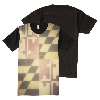 Maryland All-Over Print T-Shirt
