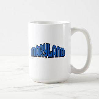 Maryland Coffee Mug
