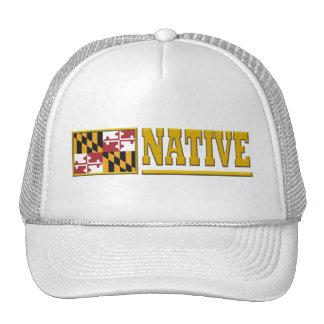 Maryland Native Hats