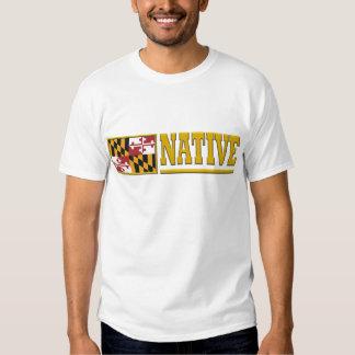 Maryland Native Tshirt