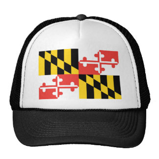 Maryland  Official State Flag Cap