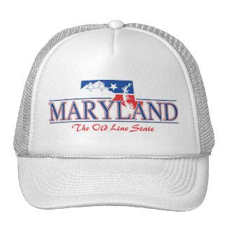 Maryland Patriotic Hat