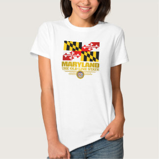 Maryland Pride T Shirt