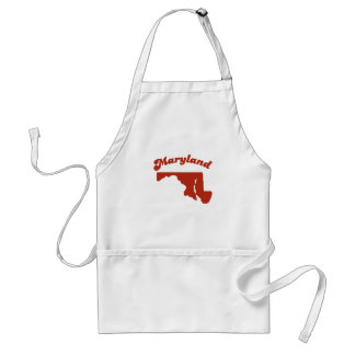 MARYLAND Red State Aprons