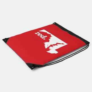 Maryland Republican Drawstring Backpacks