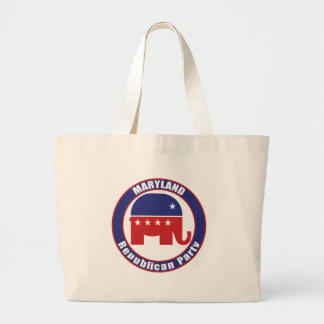 Maryland Republican Party Tote Bag