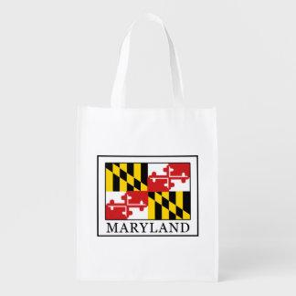 Maryland Reusable Grocery Bag