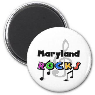 Maryland Rocks Magnet