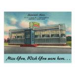 Maryland, Shamrock Diner Postcards