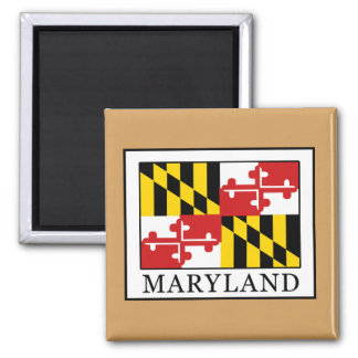 Maryland Square Magnet