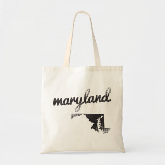 Maryland State Budget Tote Bag