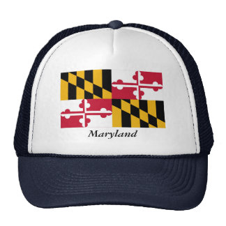 Maryland State Flag Cap