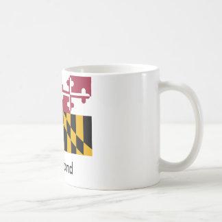 Maryland State Flag Mug