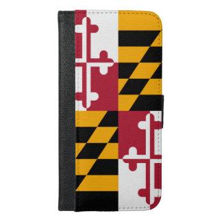 Maryland State Flag Style Decor