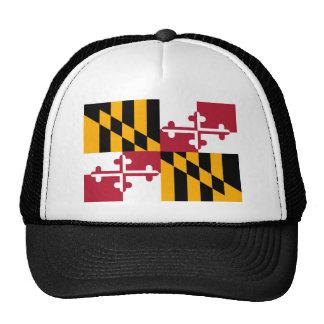Maryland State Flag Stylish Cap