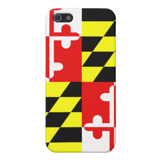 Maryland State Flag - USA Case For iPhone 5/5S
