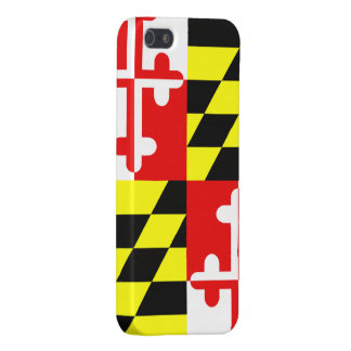 Maryland State Flag - USA Cover For iPhone 5/5S