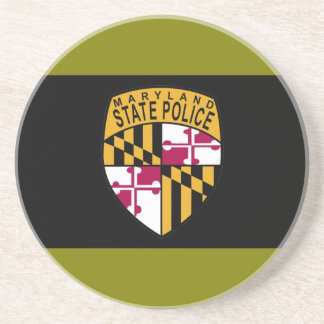 Maryland State Police Coaster