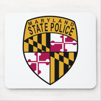 Maryland State Police Mouse Mat