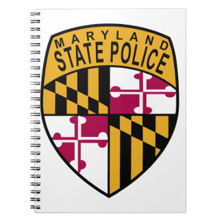 Maryland State Police Spiral Note Books