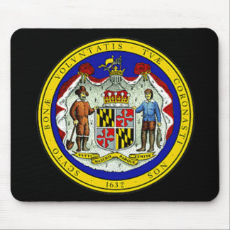 Maryland State Seal Mousepad