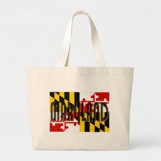 Maryland Jumbo Tote Bag