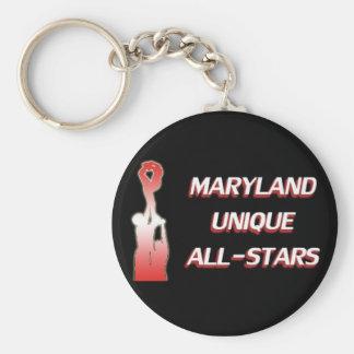Maryland Unique Key Ring