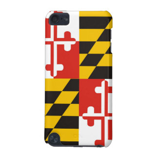 maryland usa state flag case united america iPod touch (5th generation) case