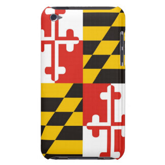 maryland usa state flag united america barely there iPod case