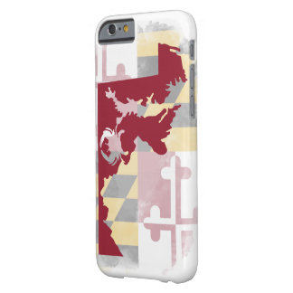 Maryland Watercolor iPhone 6/6s Case