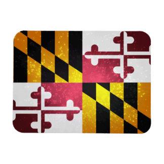 Marylander Flag Magnet