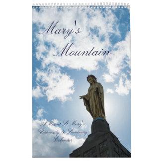 Mary's Mountain: Mount St. Mary's University Calendar
