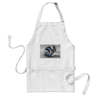 Mary's Shell Standard Apron