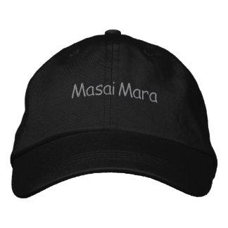 Masai Mara Embroidered Baseball Cap