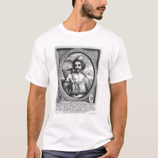 Masaniello, engraved by Petrus de Iode T-Shirt