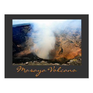 Masaya Volcano, Nicaragua, C.A. Postcard