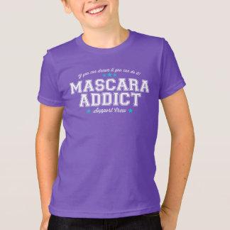 Mascara Addict Support Crew T-Shirt