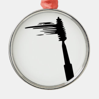 Mascara Christmas Ornament