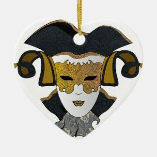 Maschera-Veneziana Christmas Ornament