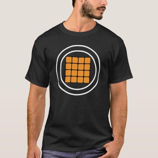 Maschine Pads - Orange (Dark Shirts) T-Shirt