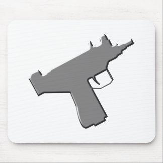 Maschinenpistole machine pistol Uzi Mauspads