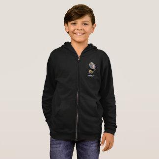 MASCOTTE ALIEN CARTOON Kids' Basic Zip Hoodie