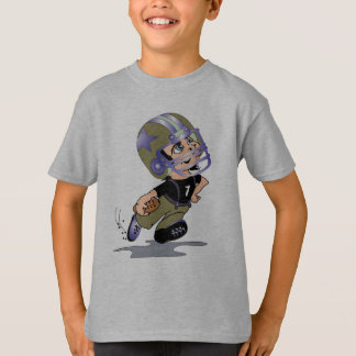 MASCOTTE ALIEN CARTOON T-Shirt kids 2