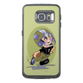 MASCOTTE CARTOON Samsung Galaxy S6 Edge
