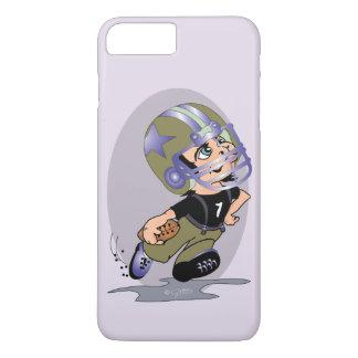 MASCOTTE FOOTBALL CARTOON Apple iPhone 7 Plus  BT iPhone 8 Plus/7 Plus Case