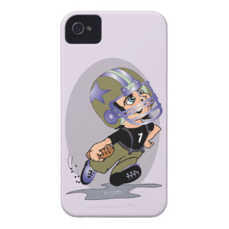 MASCOTTE FOOTBALL CARTOON iPhone 4  BT Case-Mate iPhone 4 Case