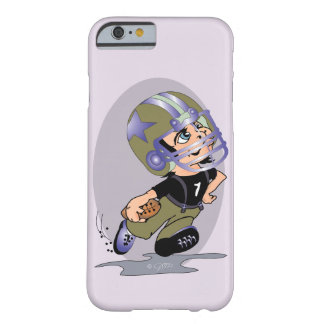 MASCOTTE FOOTBALL CARTOON iPhone 6/6s    BT Barely There iPhone 6 Case