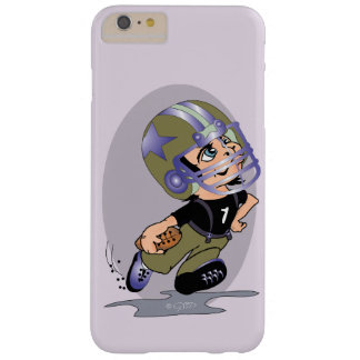 MASCOTTE FOOTBALL CARTOON iPhone 6/6s Plus  BT Barely There iPhone 6 Plus Case