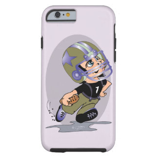 MASCOTTE FOOTBALL CARTOON iPhone 6/6s T Tough iPhone 6 Case