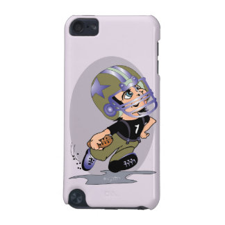 MASCOTTE FOOTBALL CARTOON iPod Touch 5g   BT iPod Touch (5th Generation) Cover